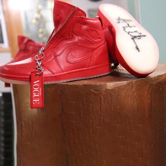 f7ed986a83e0 Jordan s Exclusive x Vogue by Anna Wintour